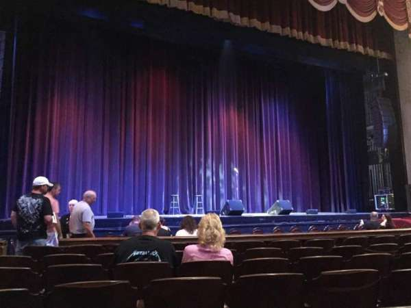 Rialto Square Theatre, section: 2, row: G, seat: 211