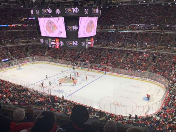 United Center, section: 314, row: 5, seat: 11