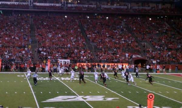 High Point Solutions Stadium, section: 104, row: 12, seat: 10