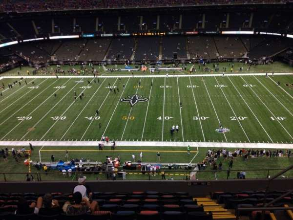 Mercedes-Benz Superdome, section: 613, row: 11, seat: 11
