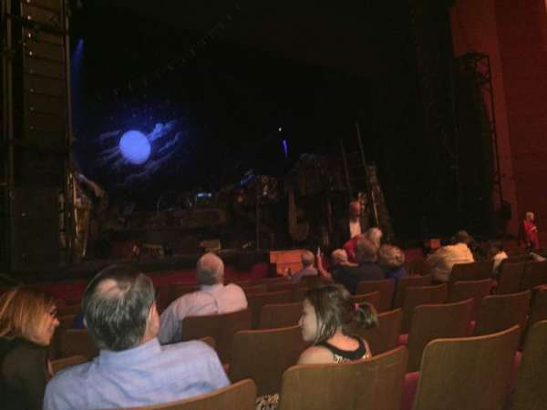The Kennedy Center Opera House, section: Orchestra L, row: M, seat: 11
