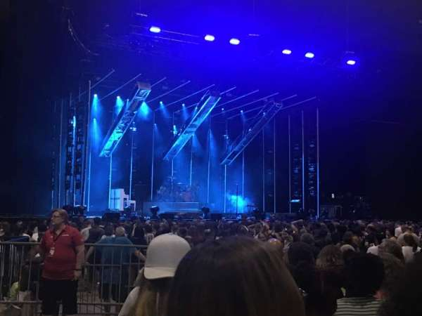 Veterans United Home Loans Amphitheater, section: 102, row: K, seat: 57