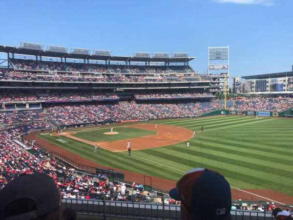 Nationals Park, section: 229, row: E, seat: 14