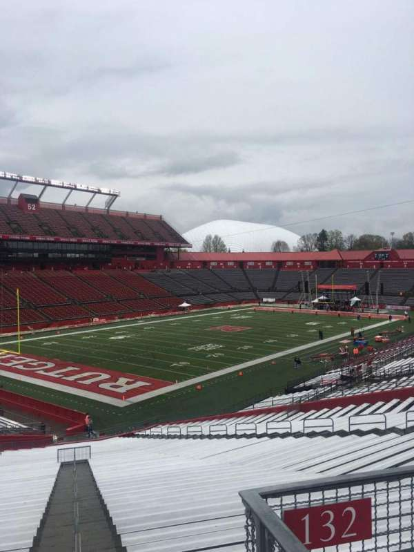 High Point Solutions Stadium, section: 132, row: 31
