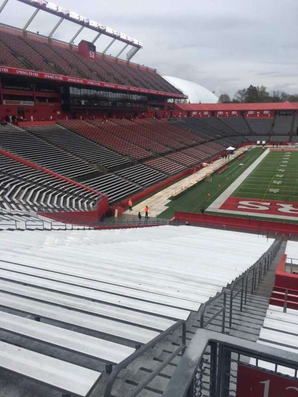 High Point Solutions Stadium, section: 138, row: 43