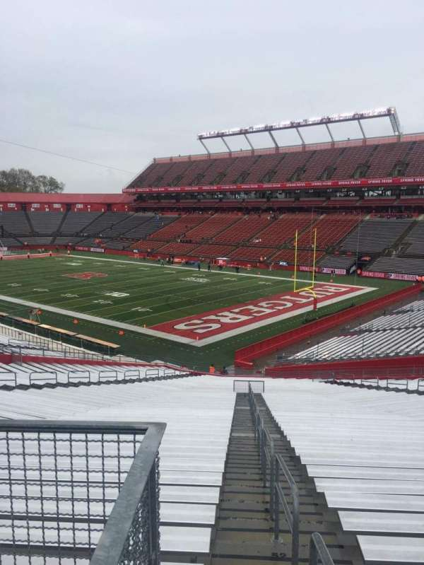 High Point Solutions Stadium, section: 143, row: 31