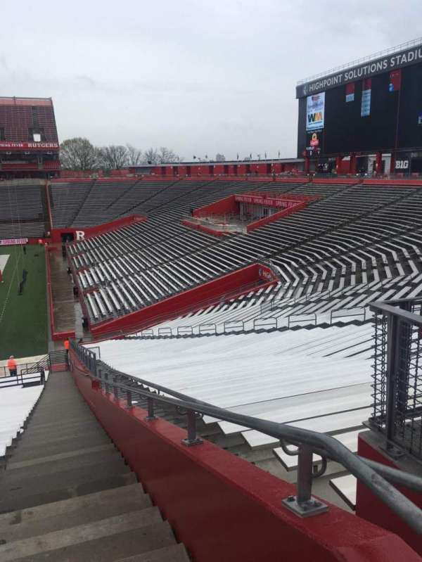 High Point Solutions Stadium, section: 101, row: 30