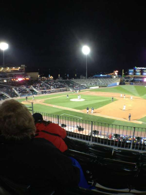 Coca-Cola Park, section: 201, row: D, seat: 8