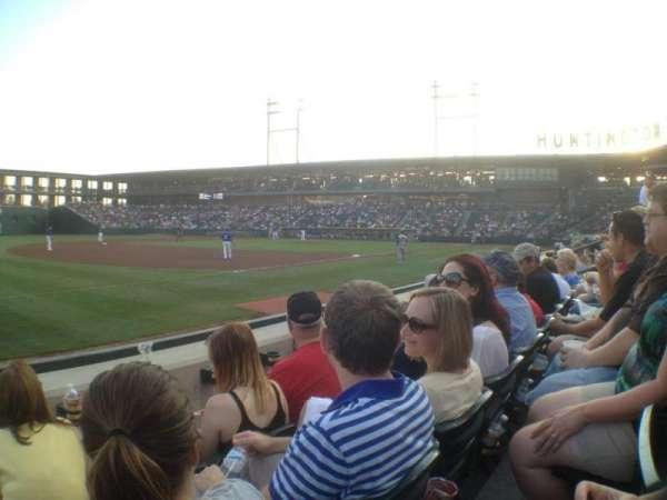 Huntington Park, section: 20, row: 3, seat: 13
