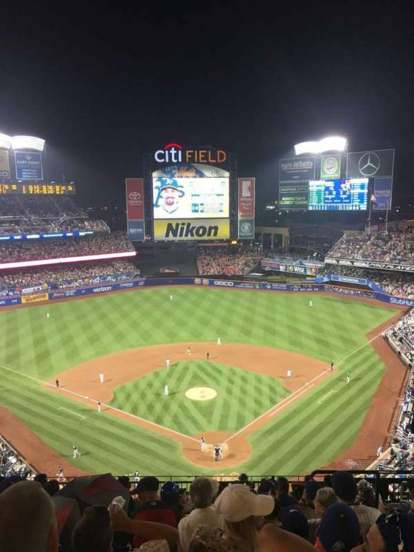 Citi Field, section: 515, row: 11, seat: 6