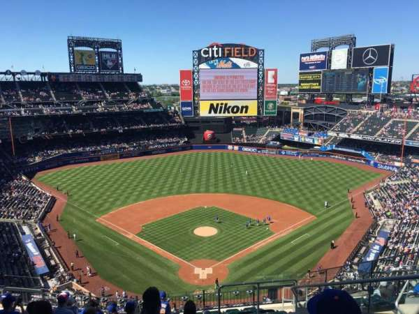 Citi Field, section: 514, row: 12, seat: 14