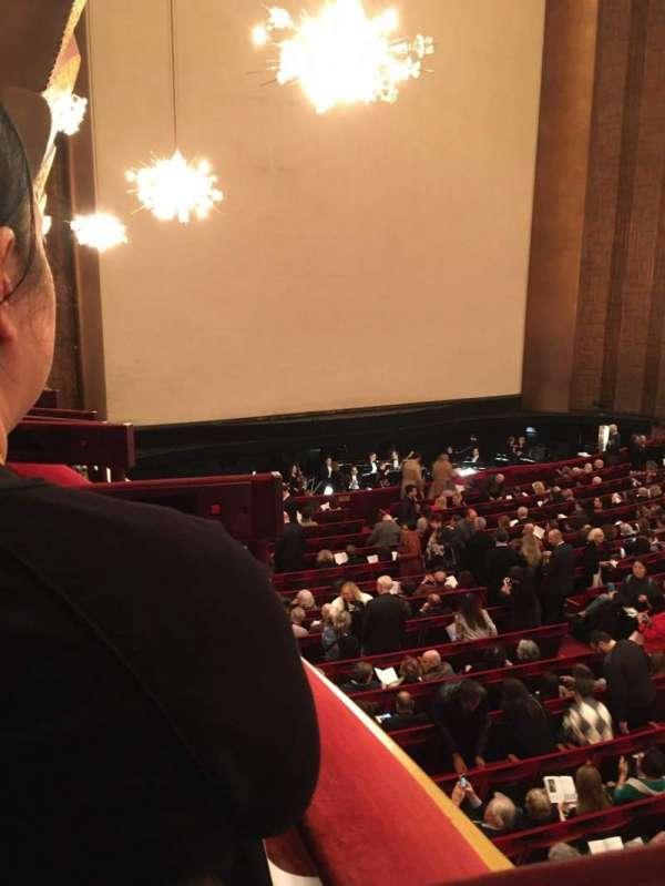 Metropolitan Opera House - Lincoln Center, section: Parterre Box 11, seat: 1