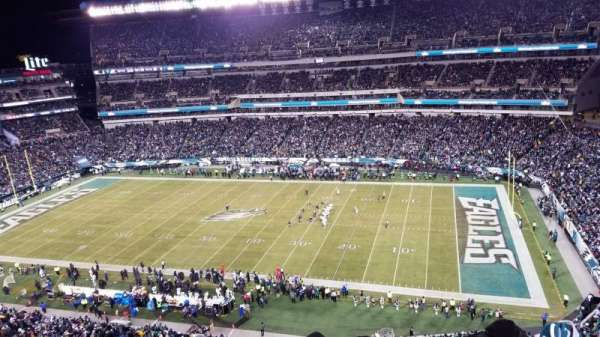 Lincoln Financial Field, section: 228, row: 9, seat: 14