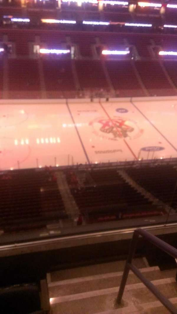 BB&T Center, section: 403, row: 2, seat: 2