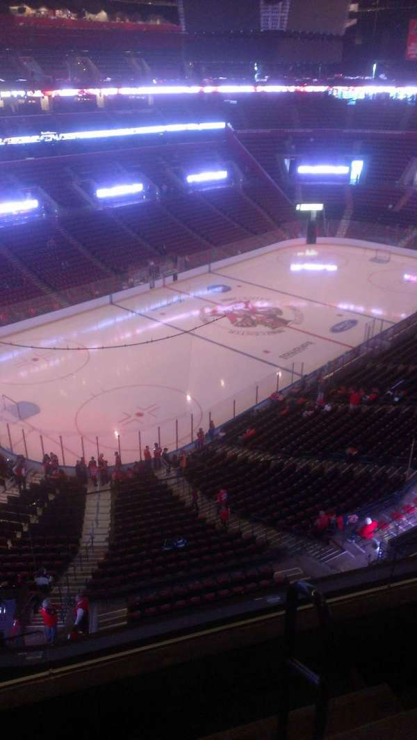 BB&T Center, section: 306, row: 2, seat: 2