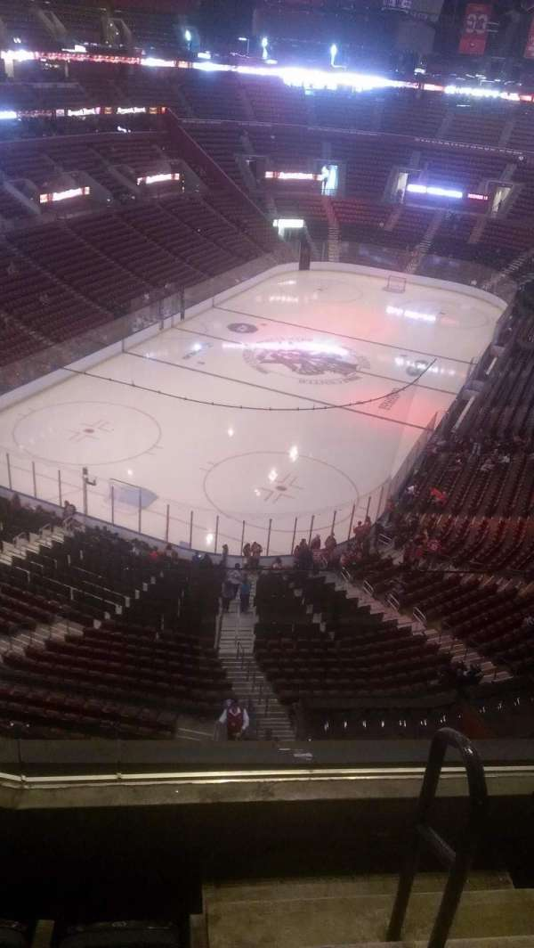 BB&T Center, section: 408, row: 2, seat: 2