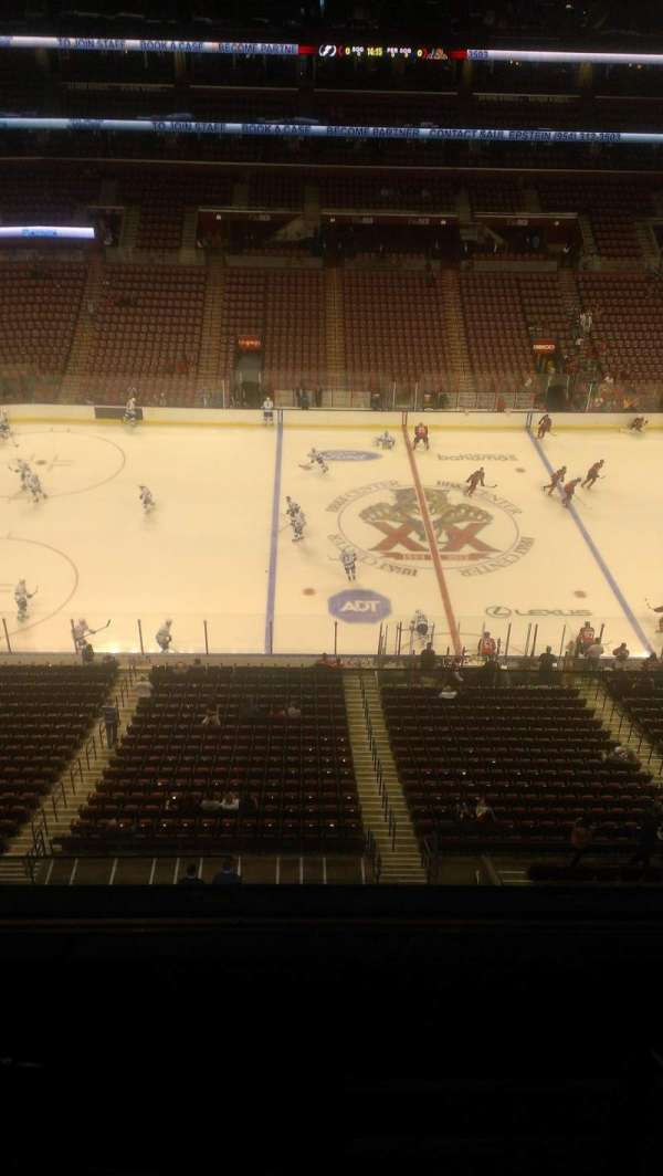 BB&T Center, section: 419, row: 2, seat: 2