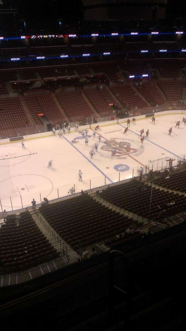 BB&T Center, section: 421, row: 2, seat: 2