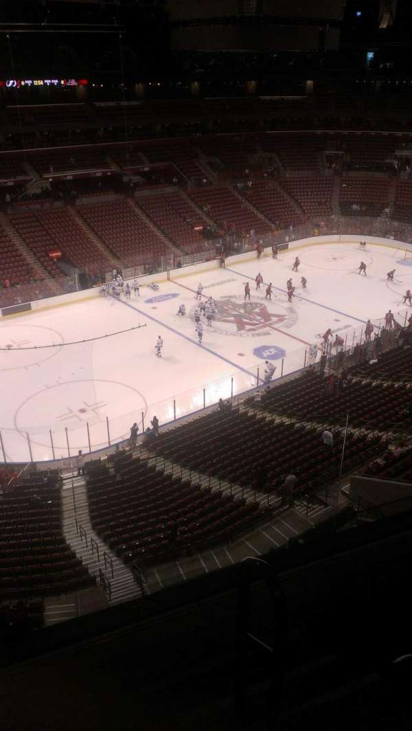 BB&T Center, section: 422, row: 2, seat: 2