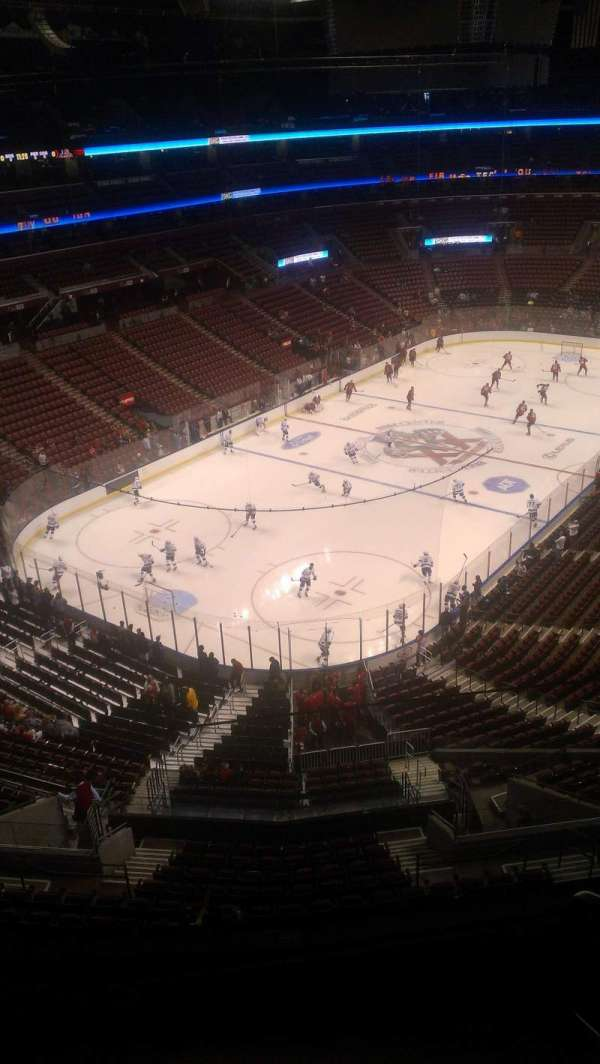 BB&T Center, section: 424, row: 2, seat: 2