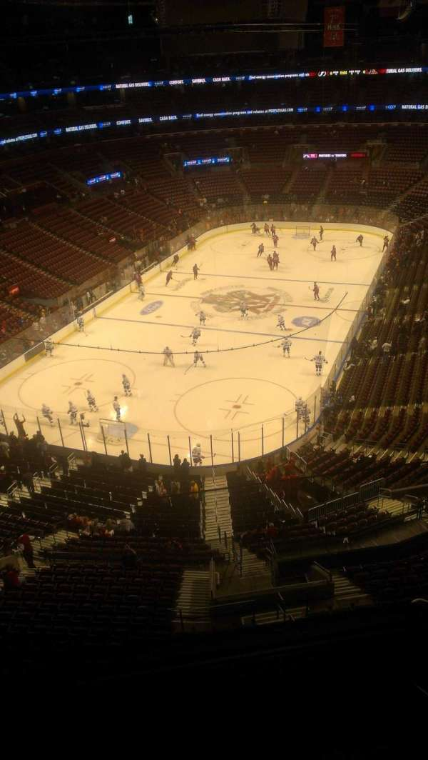 BB&T Center, section: 425, row: 2, seat: 2