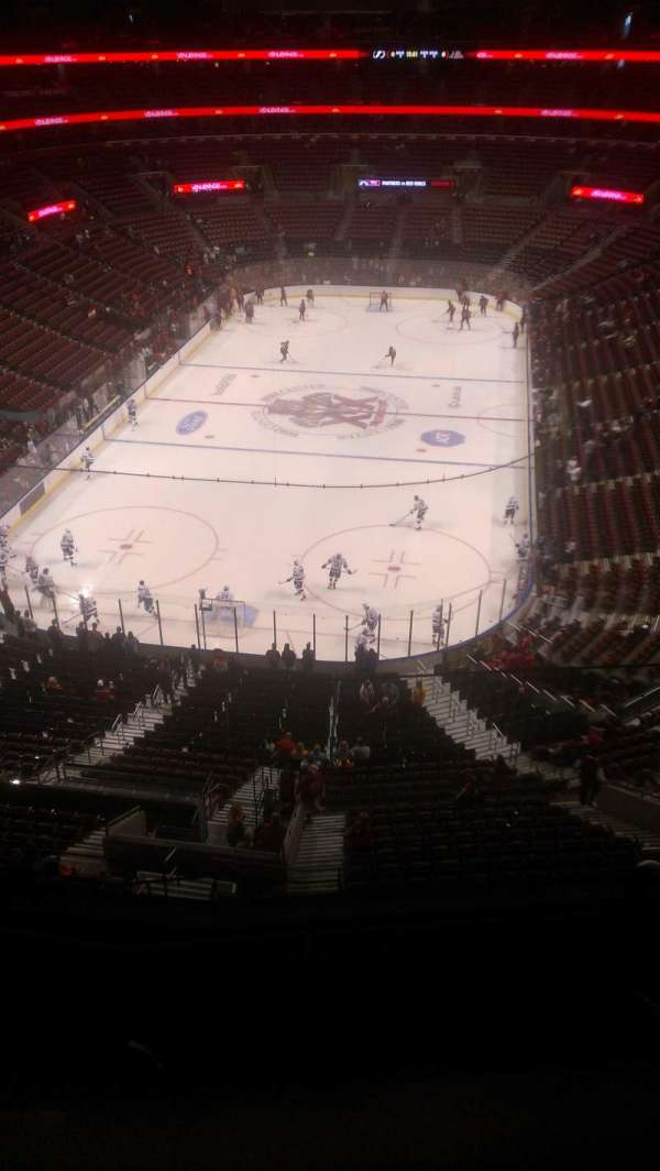 BB&T Center, section: 326, row: 2, seat: 2
