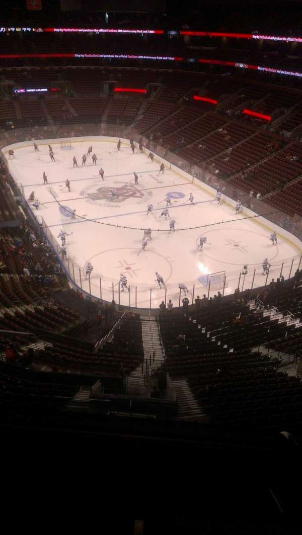 BB&T Center, section: 429, row: 2, seat: 2