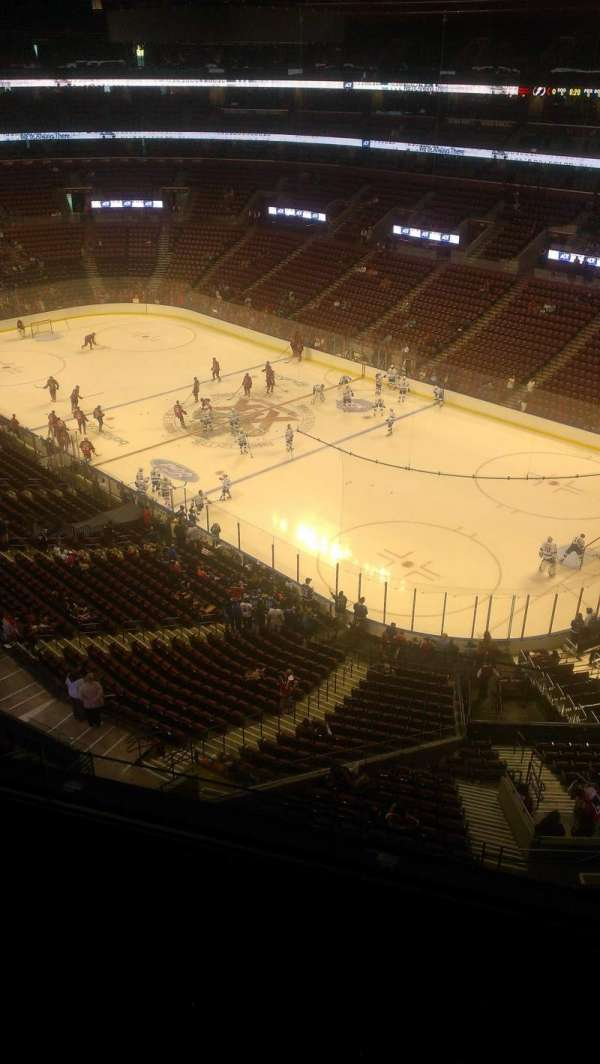 BB&T Center, section: 431, row: 2, seat: 2