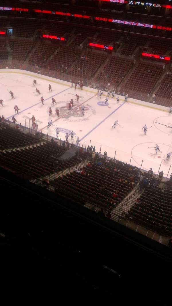 BB&T Center, section: 433, row: 2, seat: 2