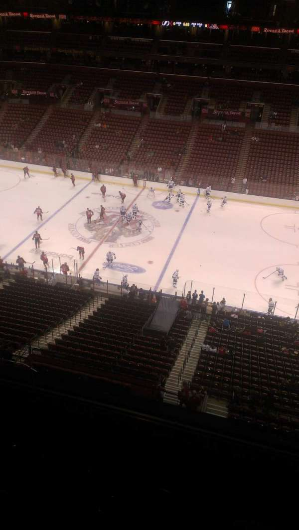 BB&T Center, section: 434, row: 2, seat: 2