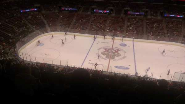 BB&T Center, section: 401, row: 7, seat: 6