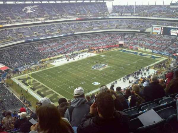 Lincoln Financial Field, section: 239, row: 29, seat: 13