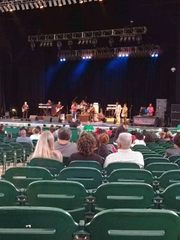 Cynthia Woods Mitchell Pavilion, section: 103, row: Y, seat: 3