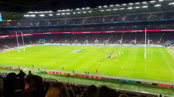 Twickenham Stadium, section: M3, row: 70, seat: 67