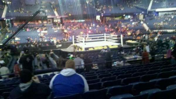 Allstate Arena, section: 103, row: K, seat: 14