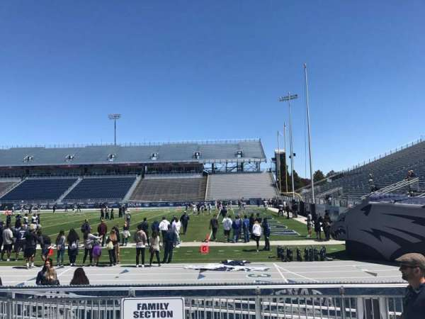 Mackay Stadium, section: A, row: 4, seat: N/A