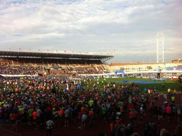 Olympic Stadium, Amsterdam, section: 1