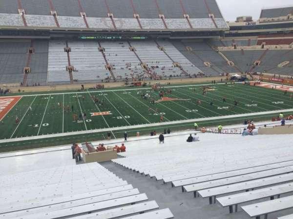 Texas Memorial Stadium, section: 30, row: 51, seat: 25