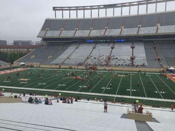 Texas Memorial Stadium, section: 27, row: 56, seat: 25