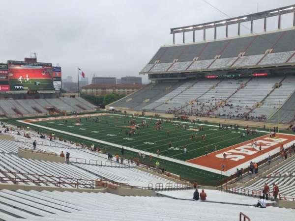Texas Memorial Stadium, section: 19, row: 51, seat: 25