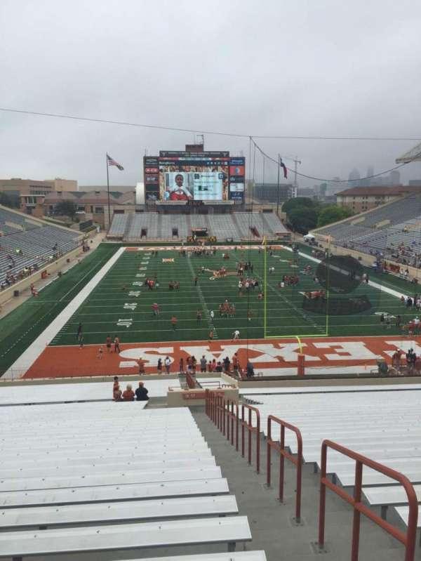 Texas Memorial Stadium, section: 17, row: 51, seat: 25