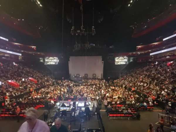 Little Caesars Arena, section: 115, row: 13, seat: 17