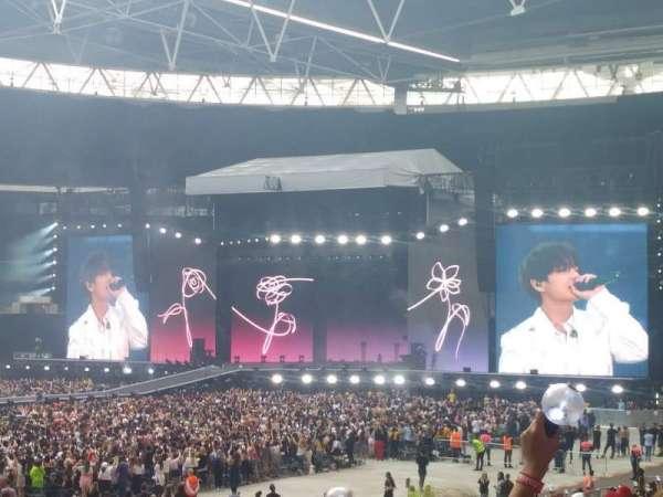 Wembley Stadium, section: 104, row: 27, seat: 49