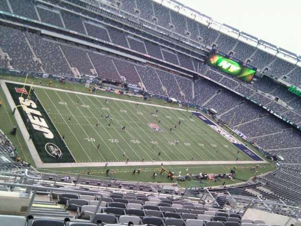 MetLife Stadium, section: 319, row: 16, seat: 20