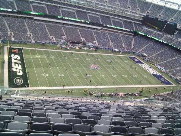 MetLife Stadium, section: 317, row: 26, seat: 25