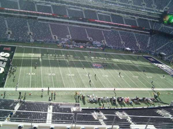 MetLife Stadium, section: 316, row: 5, seat: 13