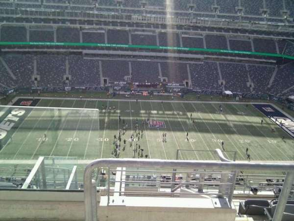 MetLife Stadium, section: 314, row: 13, seat: 27