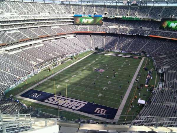 MetLife Stadium, section: 348, row: 14, seat: 23