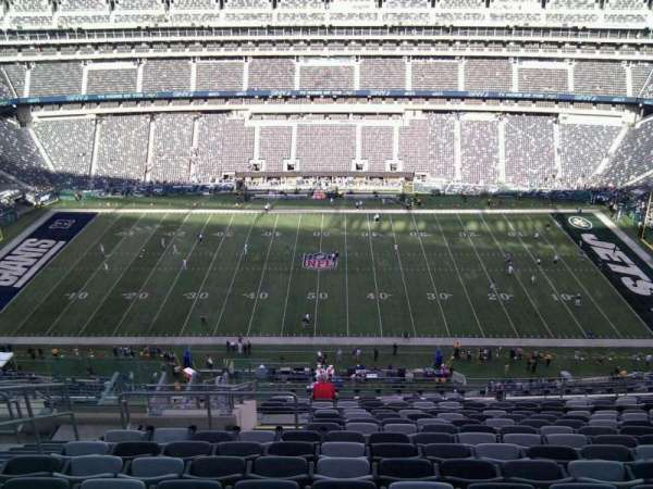 MetLife Stadium, section: 338, row: 19, seat: 23