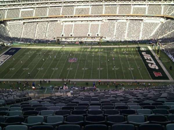 MetLife Stadium, section: 337, row: 25, seat: 21